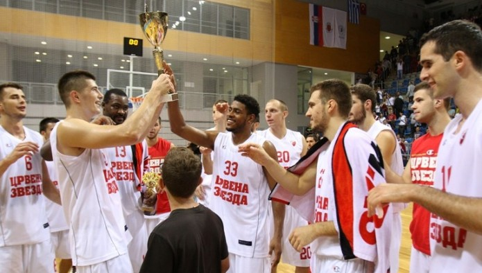 Crveno-beli osvojili trofej u Kraljevu