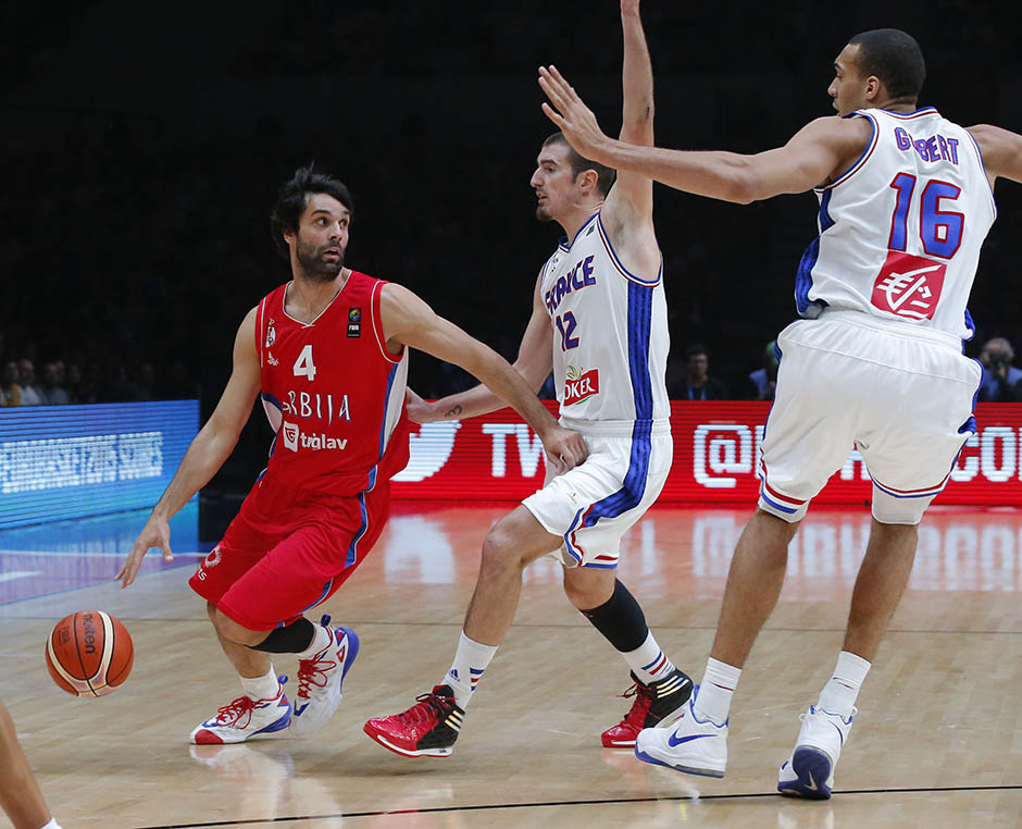 Serbia loses bronze, as Spain reaches gold