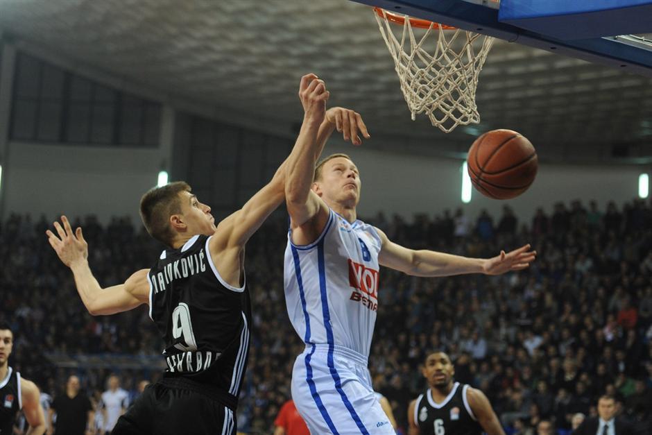 Partizan izgubio u gostima