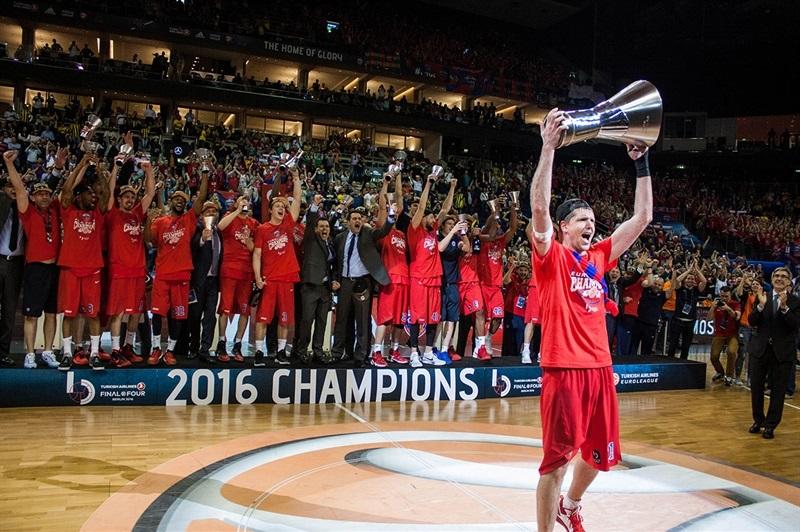 CSKA finally wins the Euroleague!