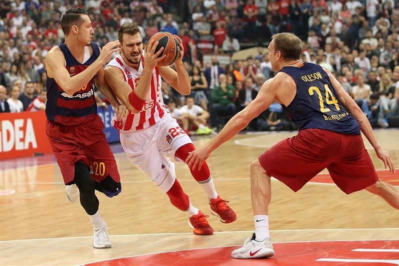Pala Barsa u Beogradu!