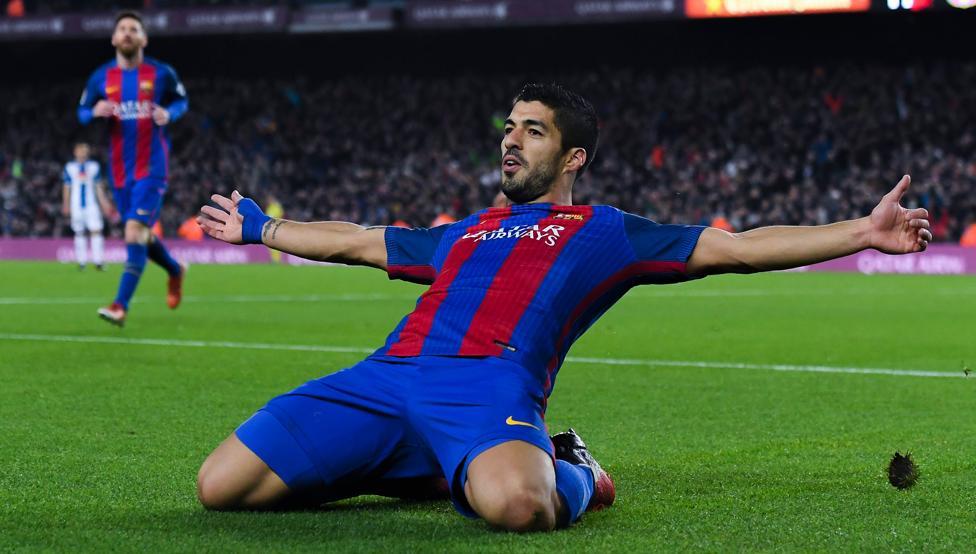 Barça rocking the city Derby