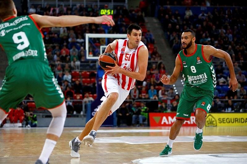 Baskonija odučena od košarke