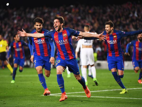 Barça moves on!