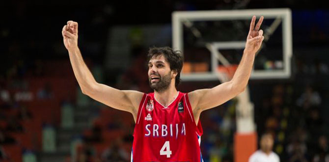 Eurobasket: Initial list for team Serbia