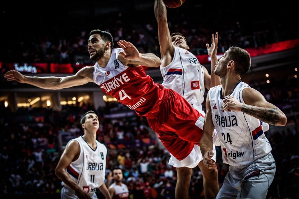 Srbija uspešna protiv Turske