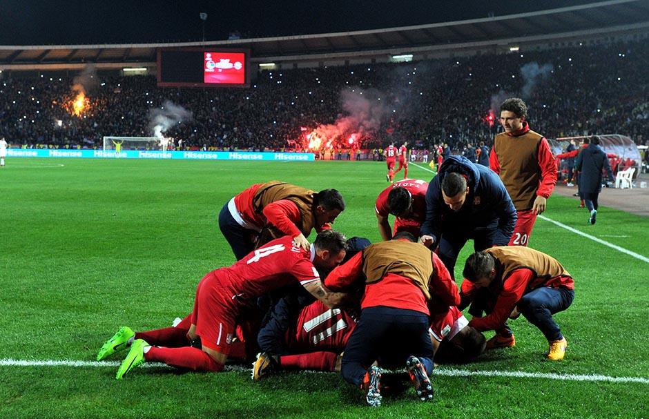Fudbal: Idemo u Rusiju!